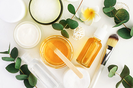 Gyógynövények a szépségápolásban